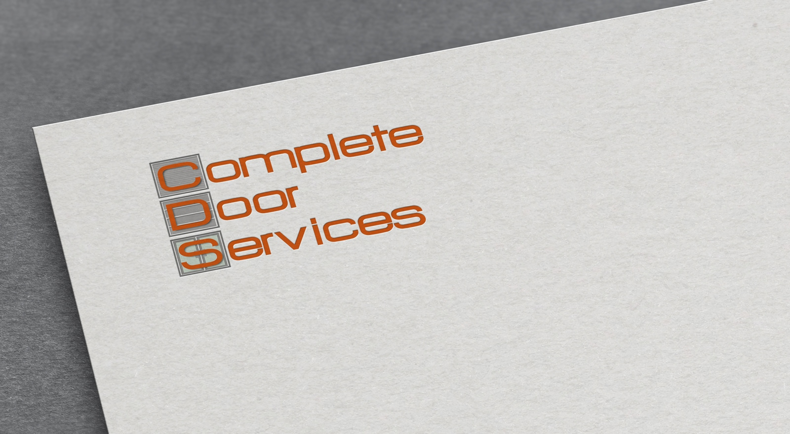 Complete Door Services Logo