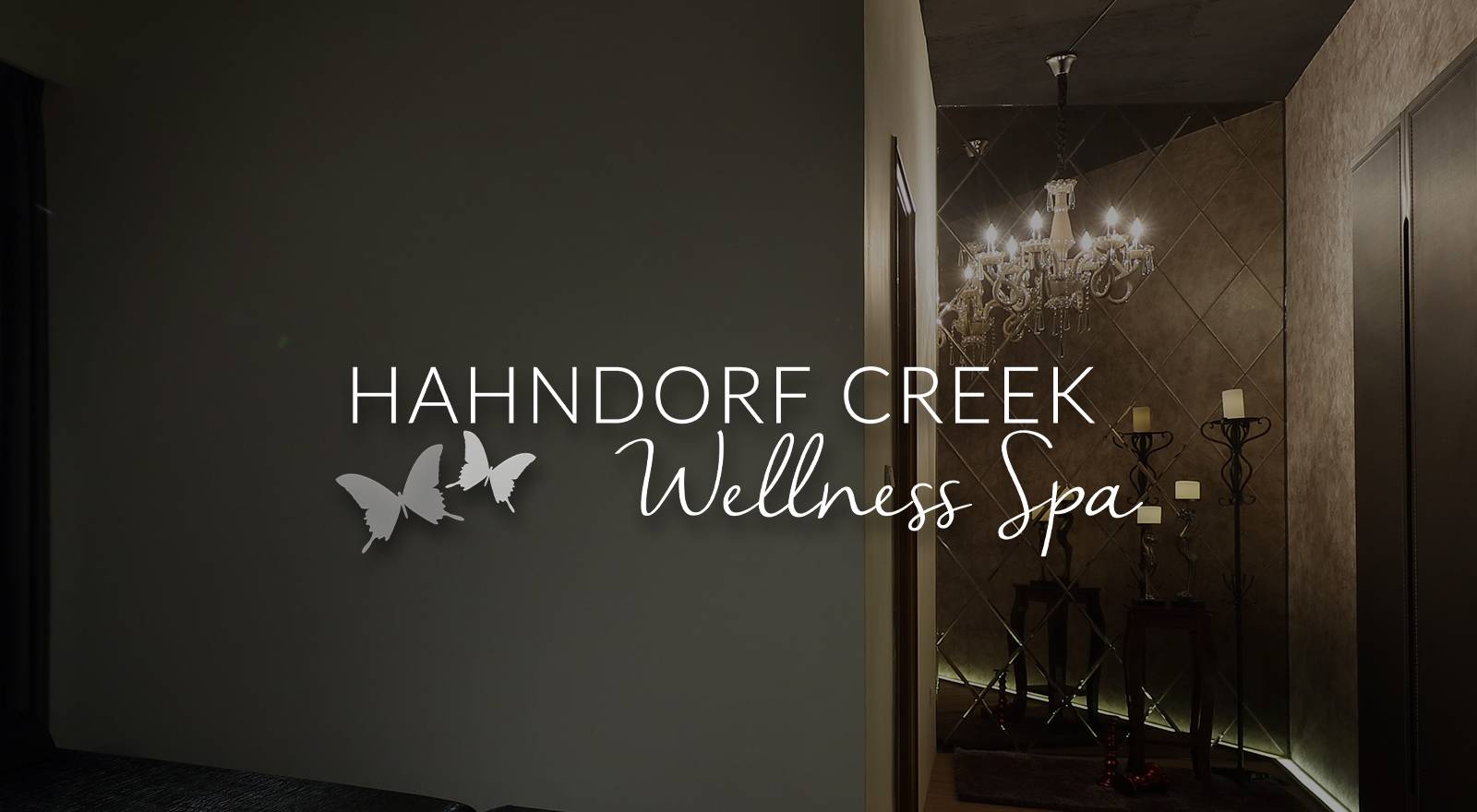 Hahndorf Creek Wellness Spa logo redesign