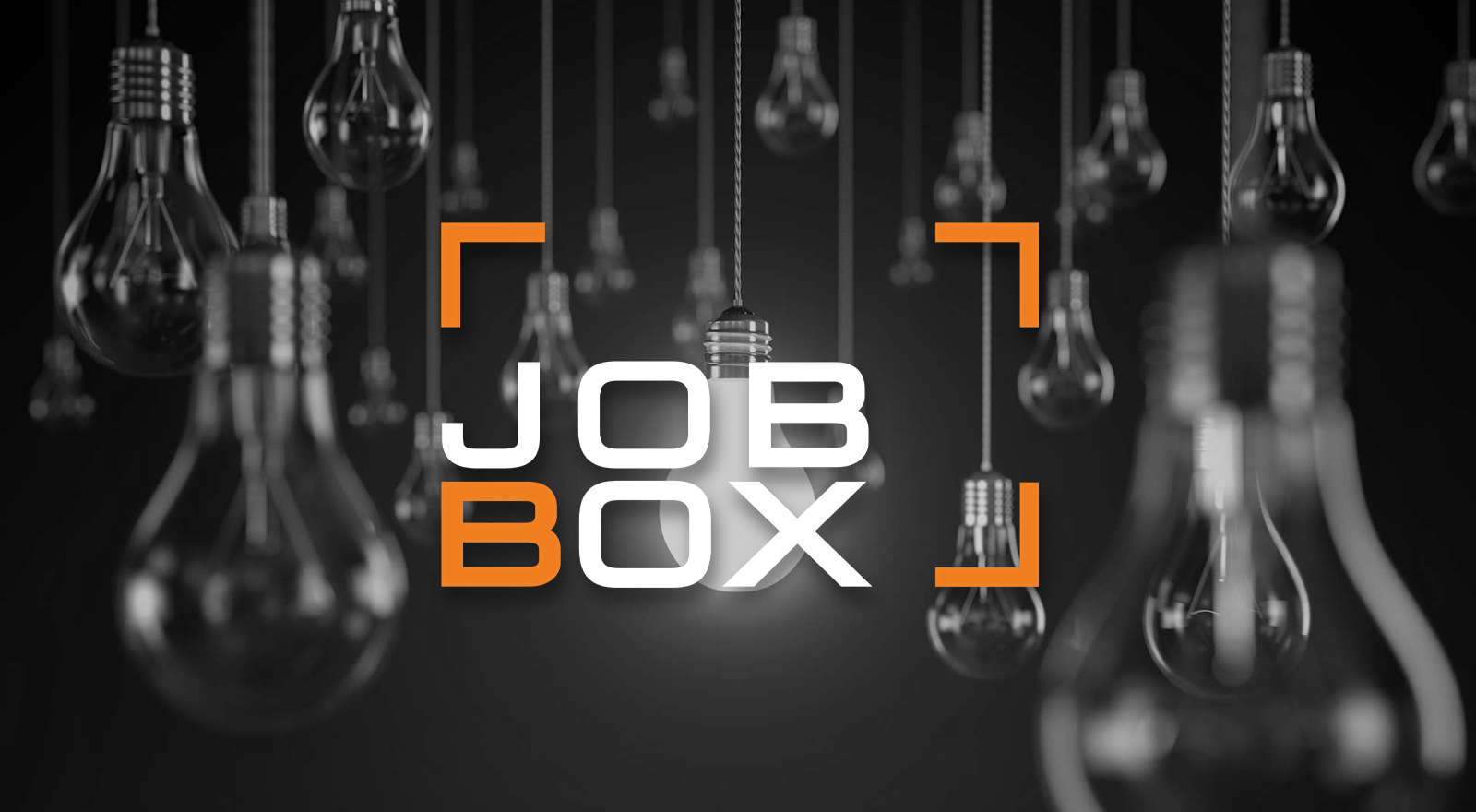 Logo design for Job Box