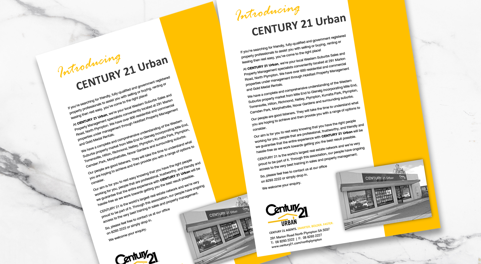 Century 21 Business Profiles