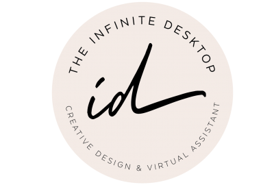 The Infinite Desktop logo